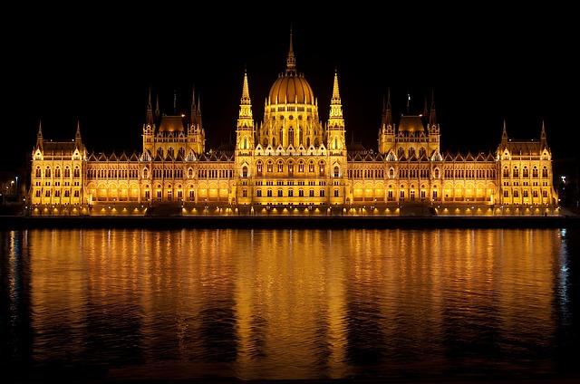 maďarsko parlament