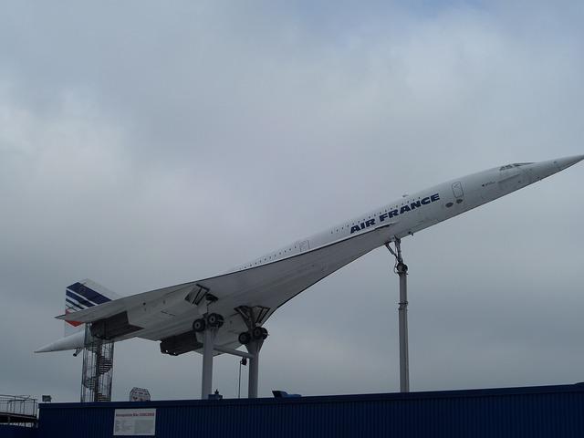 Nadzvukové lety: Povstanou z popela Concordu?